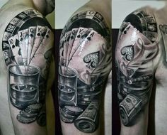 Love this tattoo design. #CuratedTattoos
