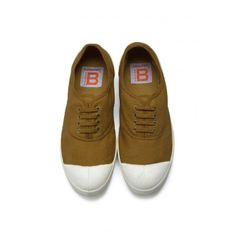 fa6310792326b0 Bensimon | Lacets Tennis Honey adults yellow | Shoes 36 Color Yellow
