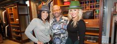 PARTY PHOTOS: Olympic Gymnast Nastia Liukin, Singer Lori Michaels Peruse Robert Graham's Holiday Collection In NYC