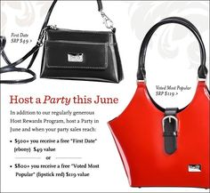 If in Florida contact me to host you Beijo Bags party to get one of these for Free , plus much more! Itspursonal@aol.com