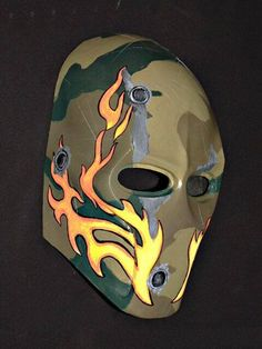 After you've downloaded the designer you'll need to find an army of two mask file. Just search