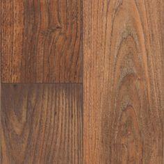 "Show details for Mannington Restoration Collection Chestnut Hill 6- 3/16""- Nutmeg. Red laminate, wide plank, smooth"