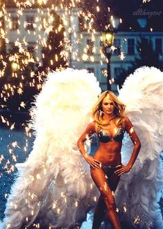 Victoria Secret`s Angel my dream in life.... maybe the next life....