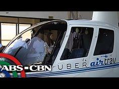 TV Patrol: Uber Chopper Phillippines, may libreng sakay sa pampasaherong helicopter