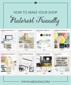 How to make your website Pinterest friendly and get more traffic from Pinterest.