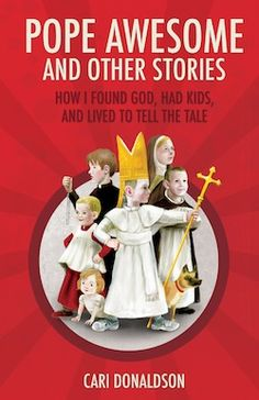 """If you need a pick me up, head over to http://catholicmom.com/2013/11/12/i-met-jpii-in-a-pizza-joint/ and enjoy a delightful excerpt from Cari Cartwright Donaldson's book with Sophia Institute Press - it's honestly a """"must read"""". This little """"taste"""" will inspire you to want to read the whole thing!"""