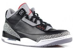 Jordan 3 - Black Cements