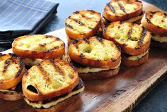best grilled sandwiches from the web.  via cool material.