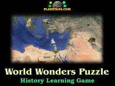 7 Wonders Puzzle