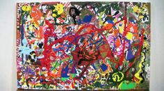 """Roger """"Syd"""" Barrett art"""