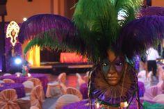 Mardi Gras Centerpiece?