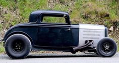 The Hot Rod Feed - Early Hot Rods, Rat Rods, Roadsters & Custom Cars | badass-hotrod September 2017