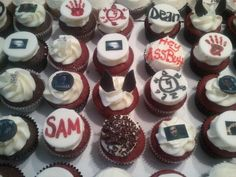 Supernatural Cupcakes