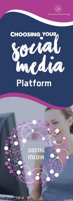 Choosing your social media platform - LinkedIn blog