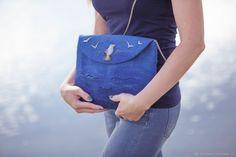 """Купить сумка валяная """"Море"""" - сумка, сумка валяная, сумка на плечо, сумка с декором"""