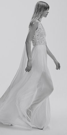 The Prettiest Spring 2017 Wedding Dresses from Bridal Fashion WeekThe Prettiest Spring 2017 Wedding Dresses from Bridal Fashion Week