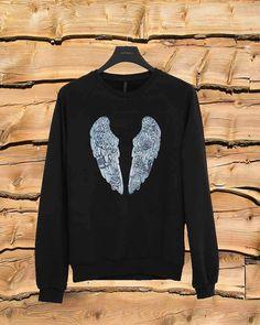 Coldplay Ghost Story Bird sweater Sweatshirt Crewneck by yobaan98