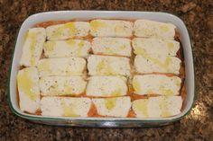 La Cuisine de Bernard : Lasagnes aux Aubergines