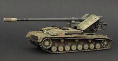 Waffentraeger 12,8cm auf Panzer IV