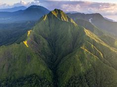 """Mountainous Dominica has pitched itself as the """"Nature Island"""" of the Caribbean, and aptly so: What to see: Explore Morne Trois Pitons National Park, which spans 17,000 acres of Dominica's interior, and make your way to the world's second-largest actively boiling lake."""