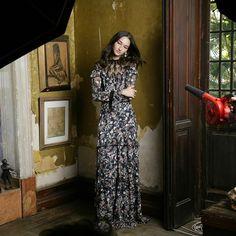 A top @brunatenorio veio direto de NY para estrelar a nova campanha da @amissimaoficial. A coleção inspirada na força da mulher brasileira traz muitas estampas e modelagens fluidas. O styling é de @marcogurgel a beleza de @crisbiato e as fotos de @gustavozylbersztajn. #LOFFama  via L'OFFICIEL BRASIL MAGAZINE INSTAGRAM - Fashion Campaigns  Haute Couture  Advertising  Editorial Photography  Magazine Cover Designs  Supermodels  Runway Models