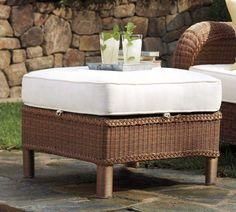 38 best wicker ottoman images wicker ottoman rattan furniture stool rh pinterest com