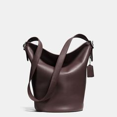 Duffle in Glovetanned Leather