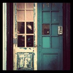 Doors, Soho, NYC