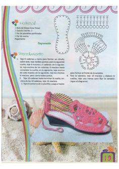 Zapato tejido