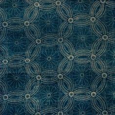 Vintage Japanese indigo #textile