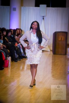 Black Fashion Week USA/The Ivory Collection