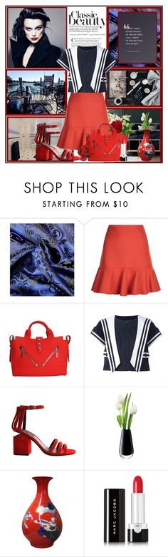 """Classic Beauty !"" by fantasy-rose ❤ liked on Polyvore featuring Emma Watson, Victoria, Victoria Beckham, Kenzo, Dolce&Gabbana, Alexander Wang, LSA International, Marc Jacobs and Spring2017"