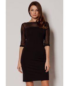 Fekete ruha M237