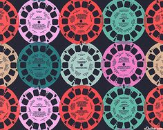 Playful - View-Master Reels - Navy Blue