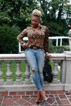 b28aa964493 09 2 1 Let s Go Places with Claire Traveling to Madam C J Walker s Estate  with Toyota fashion bomb daily claire sulmers leopard top jeanns hermes  belt ...