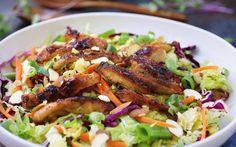 Paleo Asian Chicken Cabbage Salad