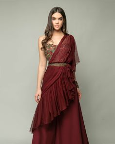 Buy this type of Lehengas and Dresses only on our website www. Call or whatsapp us on : 91 9924040197 Customization available on any order International Shipping avaialable Party Wear Dresses, Dress Outfits, Fashion Dresses, Lehenga Designs, Saree Blouse Designs, Stylish Sarees, Stylish Dresses, Indian Attire, Indian Outfits