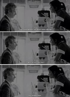 Doctor Who season 9 finale