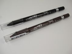 Rimmel Scandal Eyes Waterproof Kohl Eyeliner - dupe for Urban Decay 24/7 liners