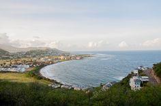 Allez voir cette image sur jet-lag-trips: Plage de rêve à Saint Kitts
