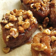 Sweet rolls? Take the fast track: no-yeast caramel buns. From King Arthur Flour.