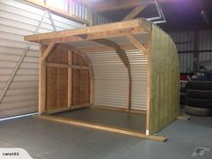 horse and pony shelters - steve's shelters @ Trade Me, New Zealand's auction and classifieds website Horse Shed, Horse Stables, Horse Barns, Horse Shelter, Animal Shelter, Mini Cows, Mini Horses, Portable Sheds, Field Shelters
