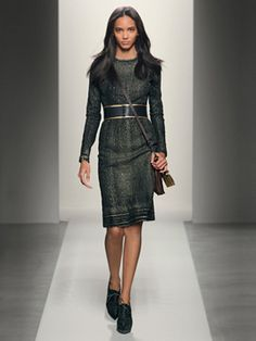 Early Fall 2012 Collection - Bottega Veneta
