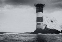 """""""The Lighthouse"""" by Tom Raworth, via 500px."""