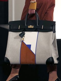 Christophe Lemaire for Hermes, SS2013 - love this!