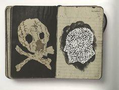 Pep's Sketchbooks / Pep Carrió, via Imprint Daily