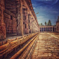 Thiruvanaikaval! #magnificient #southindia #incredibleindia #trichy #trichirapalli #templetown #blessed