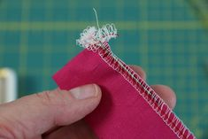 Nähen mit der Overlock Coin Purse, Purses, Wallet, Sewing, Sew Bags, Clips, Shapes, Dune, Scrappy Quilts