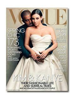 Kanye and Mrs. Kanye Bitches