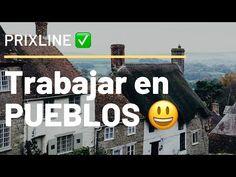 PRIXLINE ✅ Trabajar en Pueblos Despoblados en España 😃 - YouTube